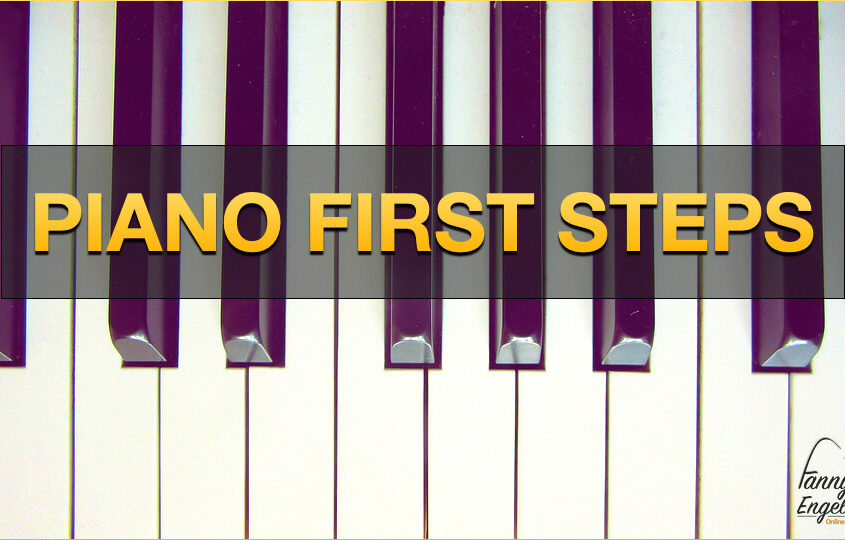 Piano First Steps