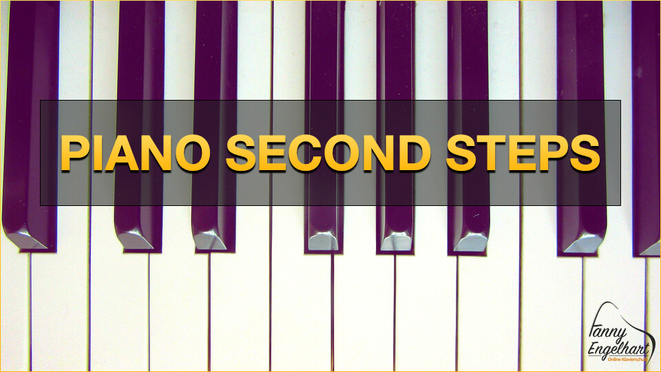 Piano Second Steps