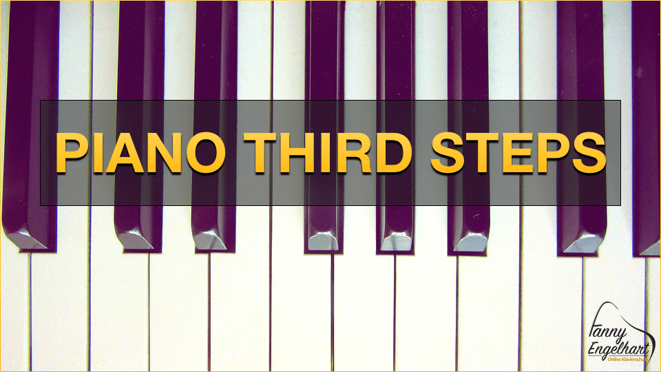 Piano Third Steps